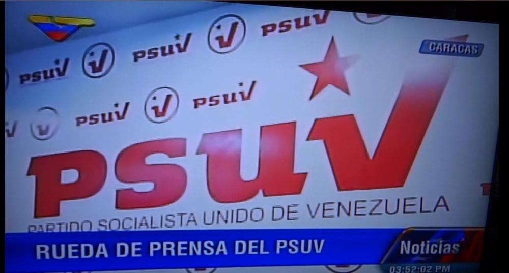 PSUV VIDEO RDPRENSA