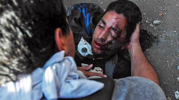Bassil DaCosta, asesinado de bala el 12 de febrero de 2014
