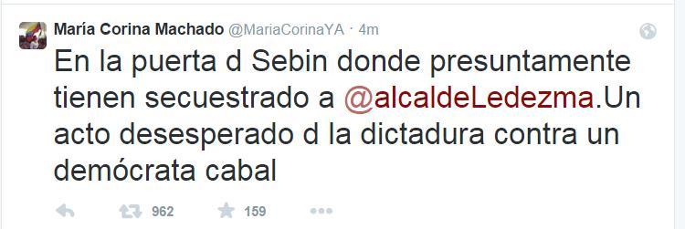 Maria Corina Ledezma