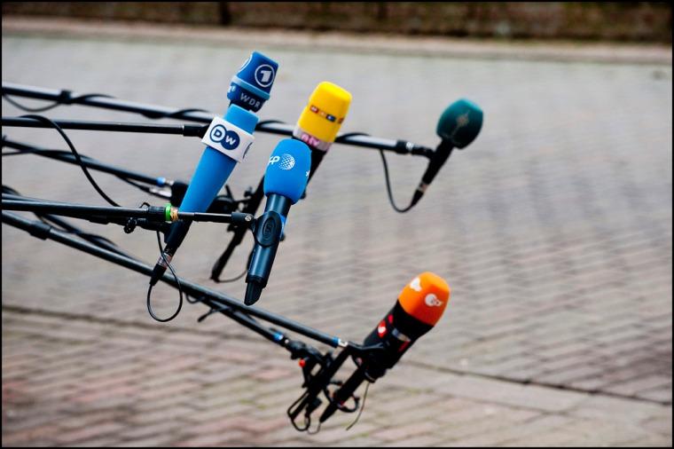 Prensa Extranjera Micrófonos