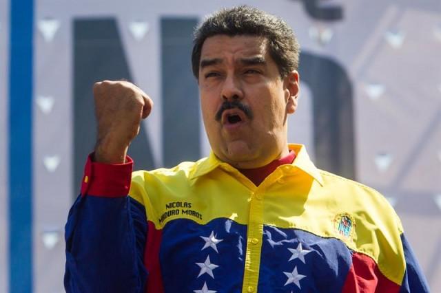 Maduro por donde le quepa