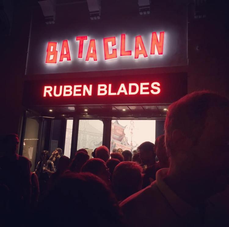 Bataclan Ruben Blades
